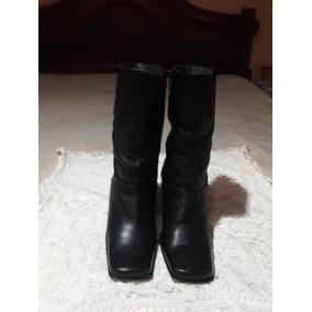 77259589bdabd Zapatos Botas De Dama Nuevas Cuero Colombiano Marca Aquiles