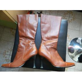 50bb919b778 Botas De Vestir Para Dama Sin Tacon - Zapatos Mujer en Mercado Libre ...