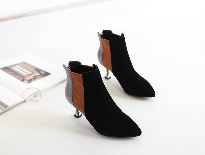 Taco Moda Botas Mujer 1901 ImportadoUltima Zapatos Art WBQErdCxoe