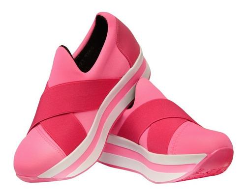zapatos mujer casuales plataforma varios colores