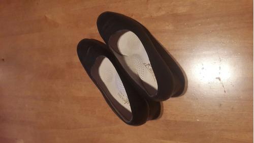 zapatos mujer completamente cuero (original) como nuevos !!!