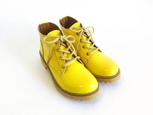 zapatos mujer cuero