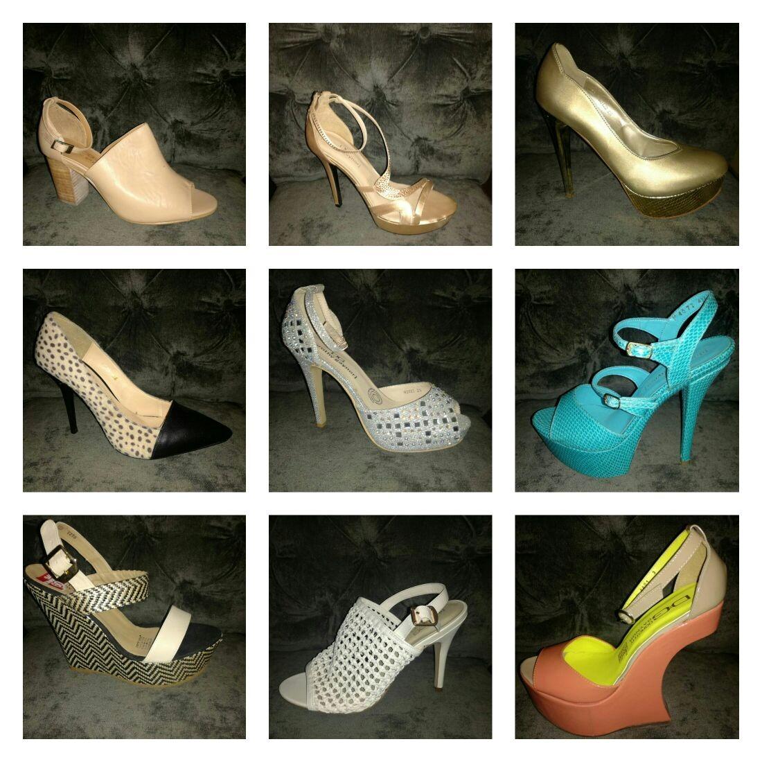 796ec77b8521a Lote De 100 Pares De Zapatos De Mujer Dorothy Gaynor