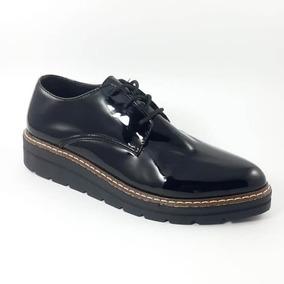 56cfd85918b Zapatos Oxford De Gamuza Combinados en Mercado Libre Colombia