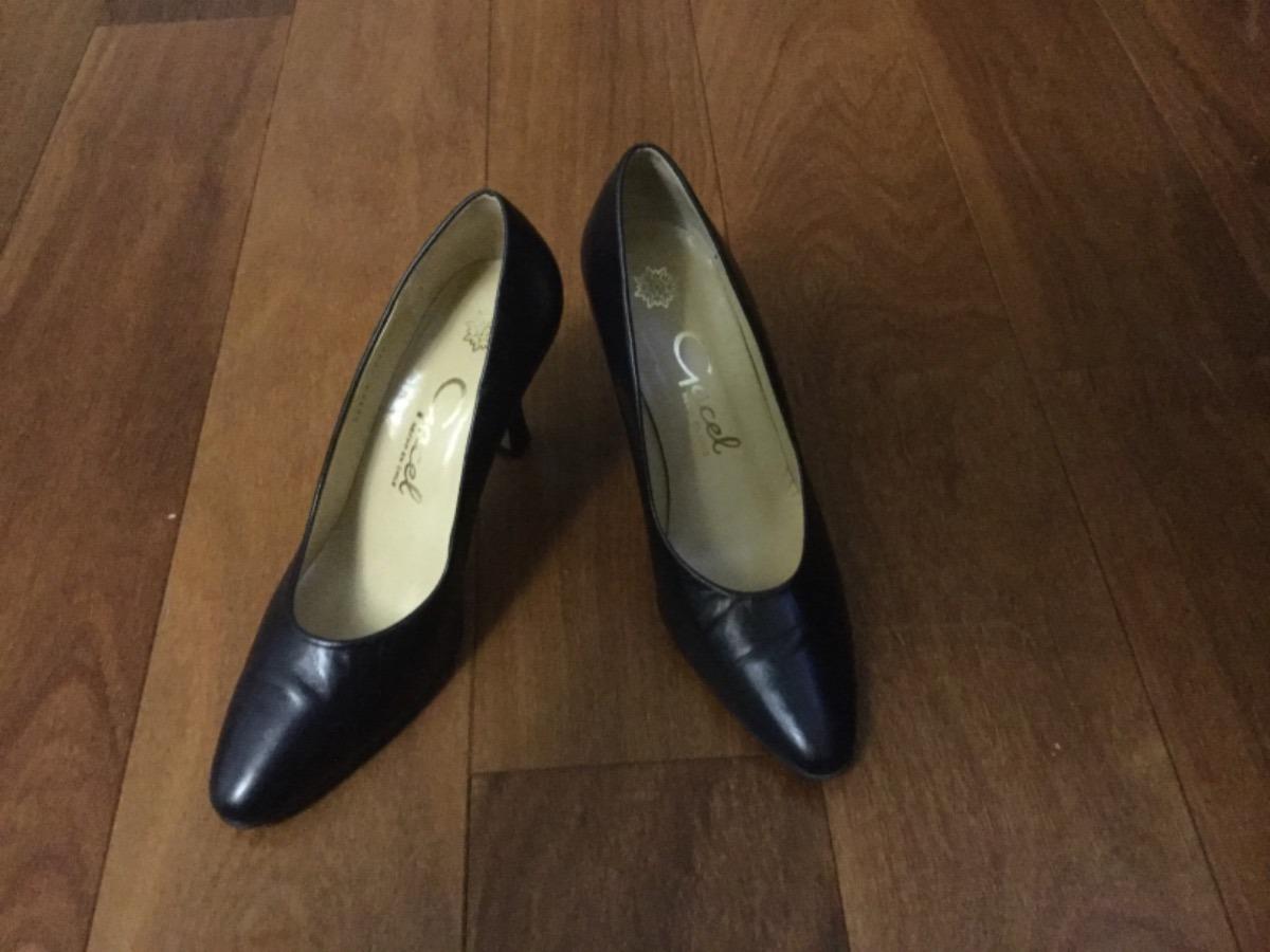 ed1e65b52 Zapatos Mujer Gacel 36 1/2 Azul Oscuro - $ 25.000 en Mercado Libre