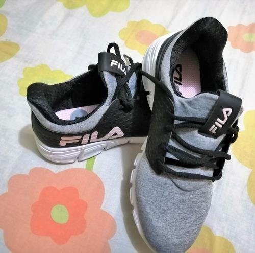 zapatos mujer marca fila 100% original talla 7