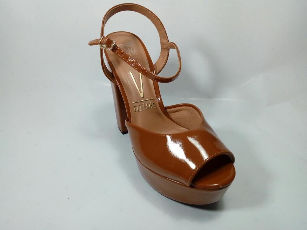 Elegante Marca Caramelo Zapatos VizzanoColor Mujer EHYID2W9