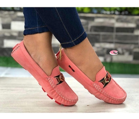 60d19bc83179 Mocasines Gucci Destalonados Blancos Para Mujer - Zapatos en Mercado ...