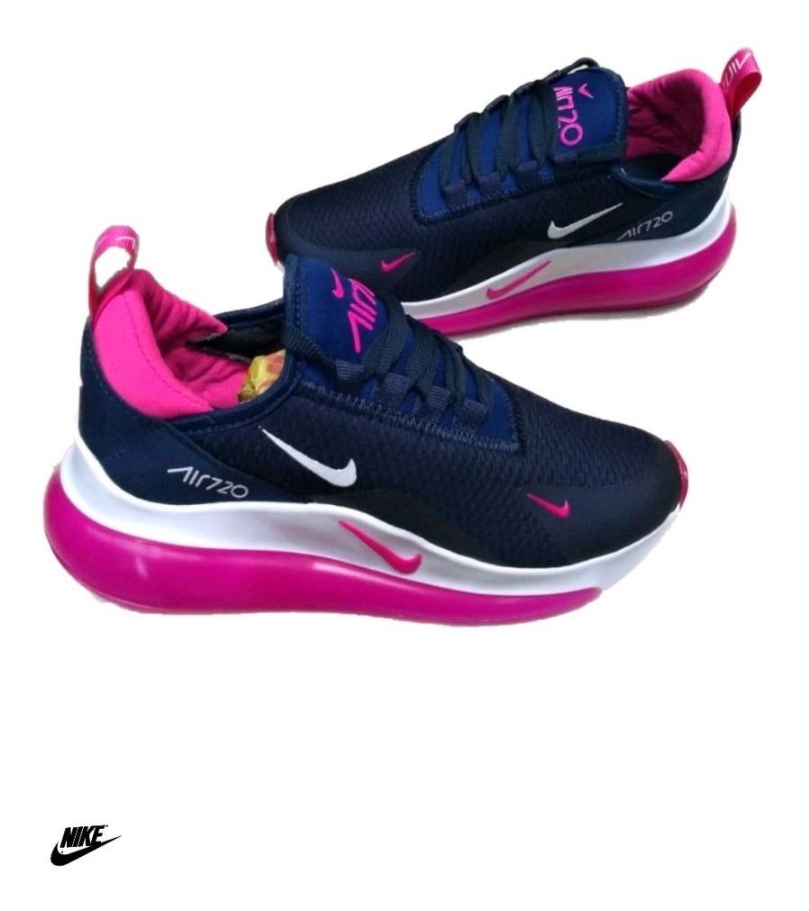 Nike Air Zapatos 720 Mujer Oferta Tenis 100Garantizados mOn08vwN