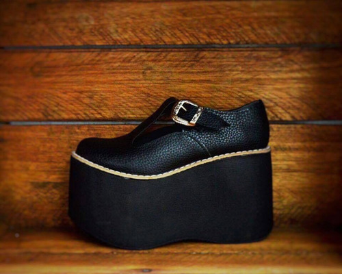 zapatos mujer plataformas guillerminas primavera verano 2018