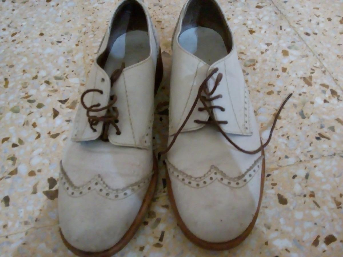 39 En Vintage 00 Oxford Retro 250 Cordones Mercado Mujer Zapatos UqS6gS