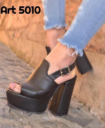 zapatos mujer sandalia
