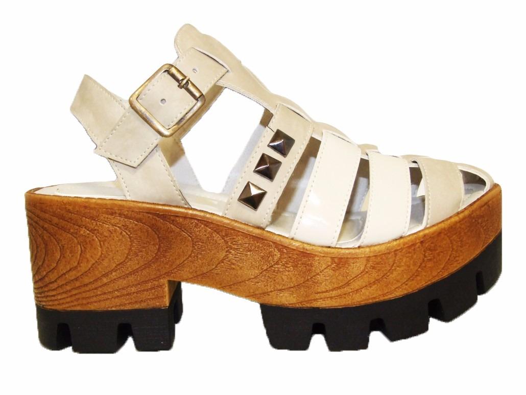295400b057 Zapatos Mujer Sandalias Plataforma Alta Moda 2016 -   379