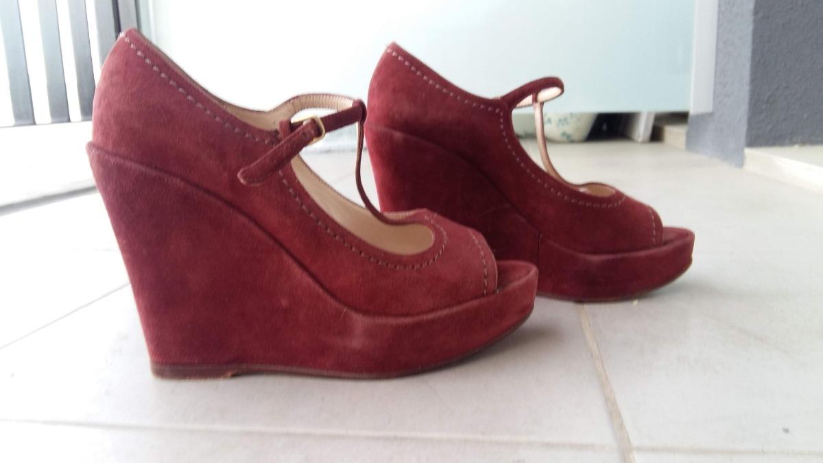 500 Plataformas Bordo1 Sandalias Negra Zapatos 00 36 Mujer Etiqueta uXkZiP