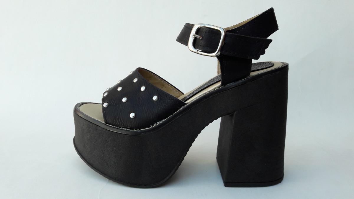 d57158e7 zapatos mujer sandalias plataforma fiesta moda 2018 art 80. Cargando zoom.