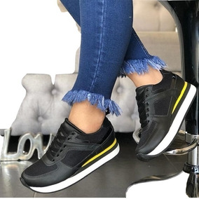 9a05a0e9fd707 Zapatos Colombianos Dama Plataforma Mk - Zapatos en Mercado Libre ...