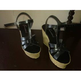 Bautizo En Sandalias Para Zapatos Mujer Plataformas EYeWb9IDH2