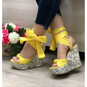 cf96cbb6f8 Zapatos De Plataforma Moda Colombiana - Zapatos Mujer en Mercado ...