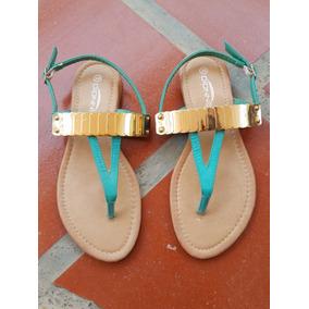 Sandalias Plateados Zapatos Bajitos Mujer Bolívar En Tacones EH9YD2WI