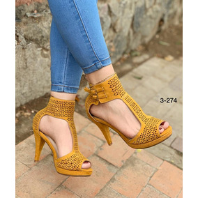 fcc7f1bf Botines De Tacon Moda Colombiana - Ropa, Zapatos y Accesorios en ...