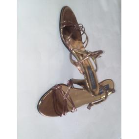 Mujer De Fiesta En Sandalias Piel Libre Color Mercado Zapatos fgvy76Yb