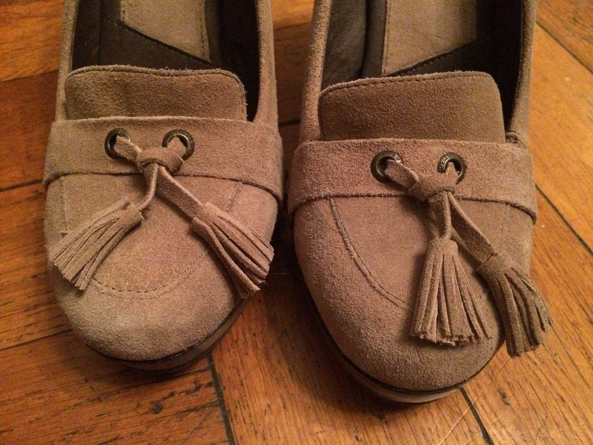 zapatos mujer taco alto color camel beige pepe jeans imp. Cargando zoom. 4a3436b87e17