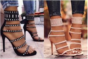 Bajitas Baratas Mercado En Sandalias Mujer Para Tacones 8nmNwv0