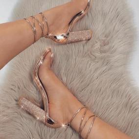 Para estrenar bc051 bb7c8 Zapatos Mujer Tacones Bonito Sexy Barato Sandalias Tenis