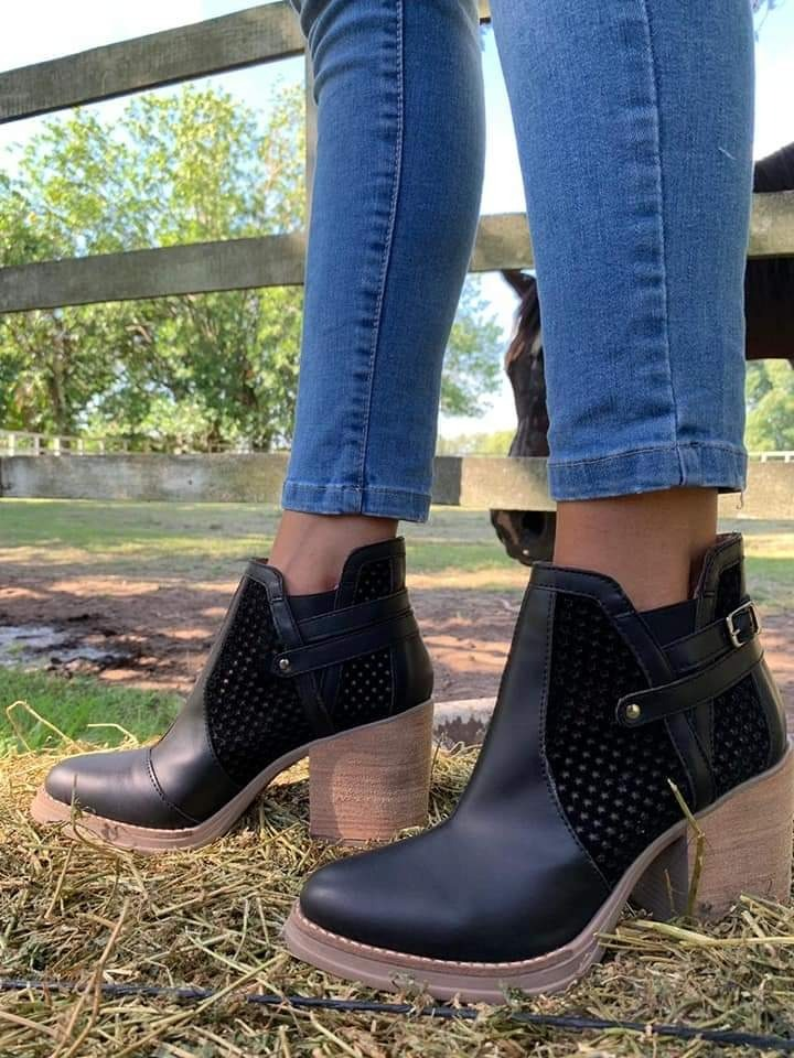 ce4ab702 zapatos mujer texanas temporada 2019 otoño invierno! art110. Cargando zoom.