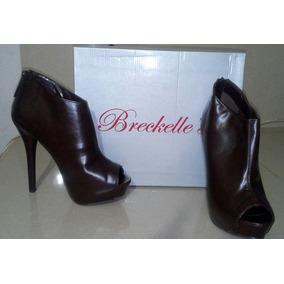 98f62dcebc1 Tacones Breckelle S Judy 21 - Zapatos en Mercado Libre Venezuela