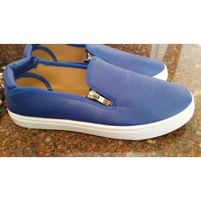 4565fc8c2f Zapatos De Dama Marca Qupid Azules