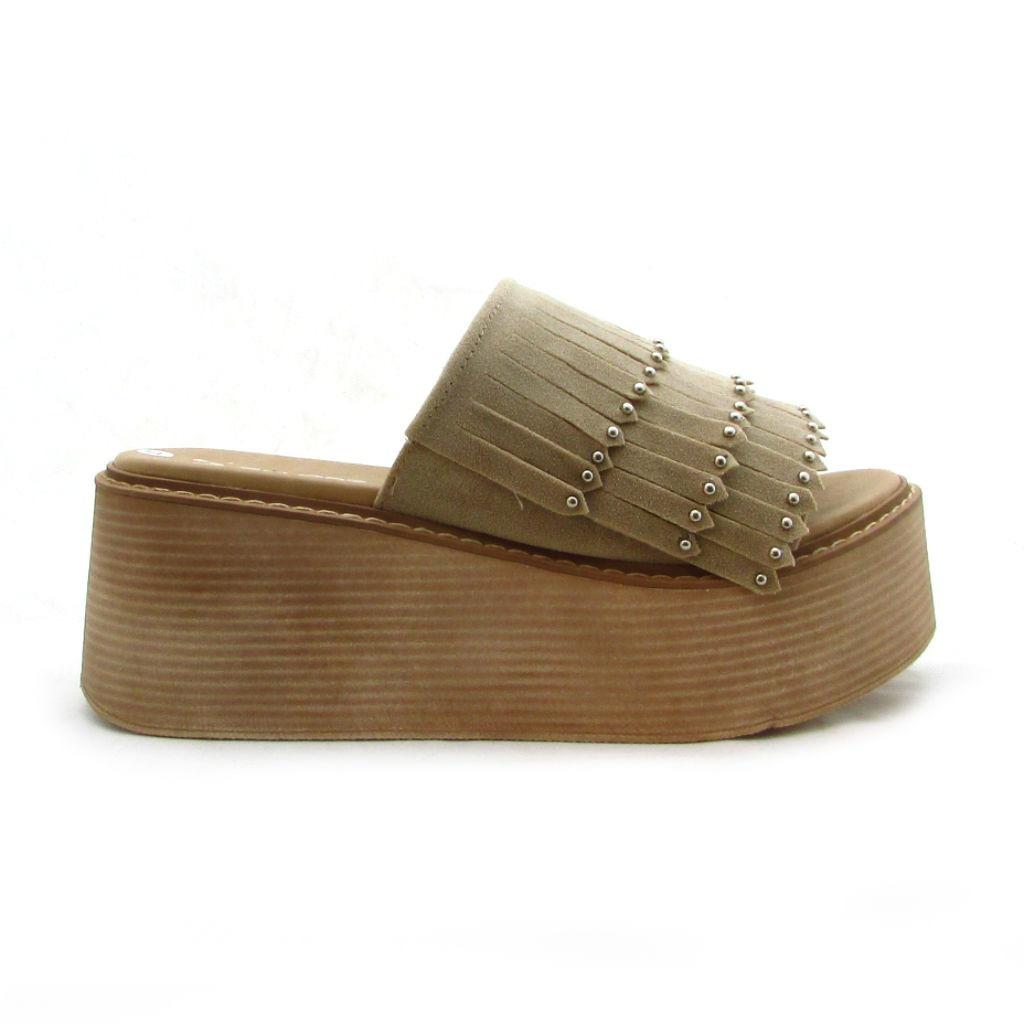 d40ed9ff zapatos mujer zuecos tachas plataforma moda 2019 art ca-750. Cargando zoom.