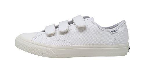 zapatos mujer vans blanco