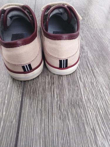 zapatos nautica de niño