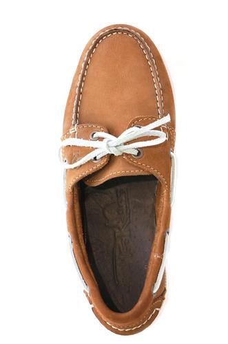 zapatos nauticos mocasines peskdores honey ho00042