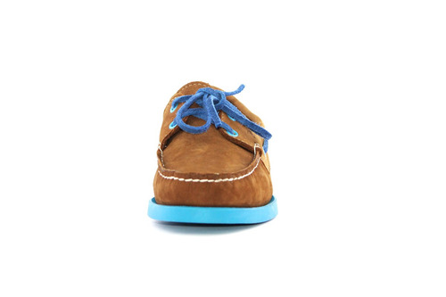 zapatos nauticos mocasines peskdores honeyblue hb0003