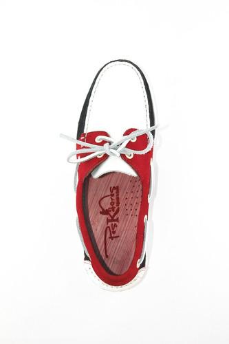 zapatos nauticos mocasines peskdores marine m0007