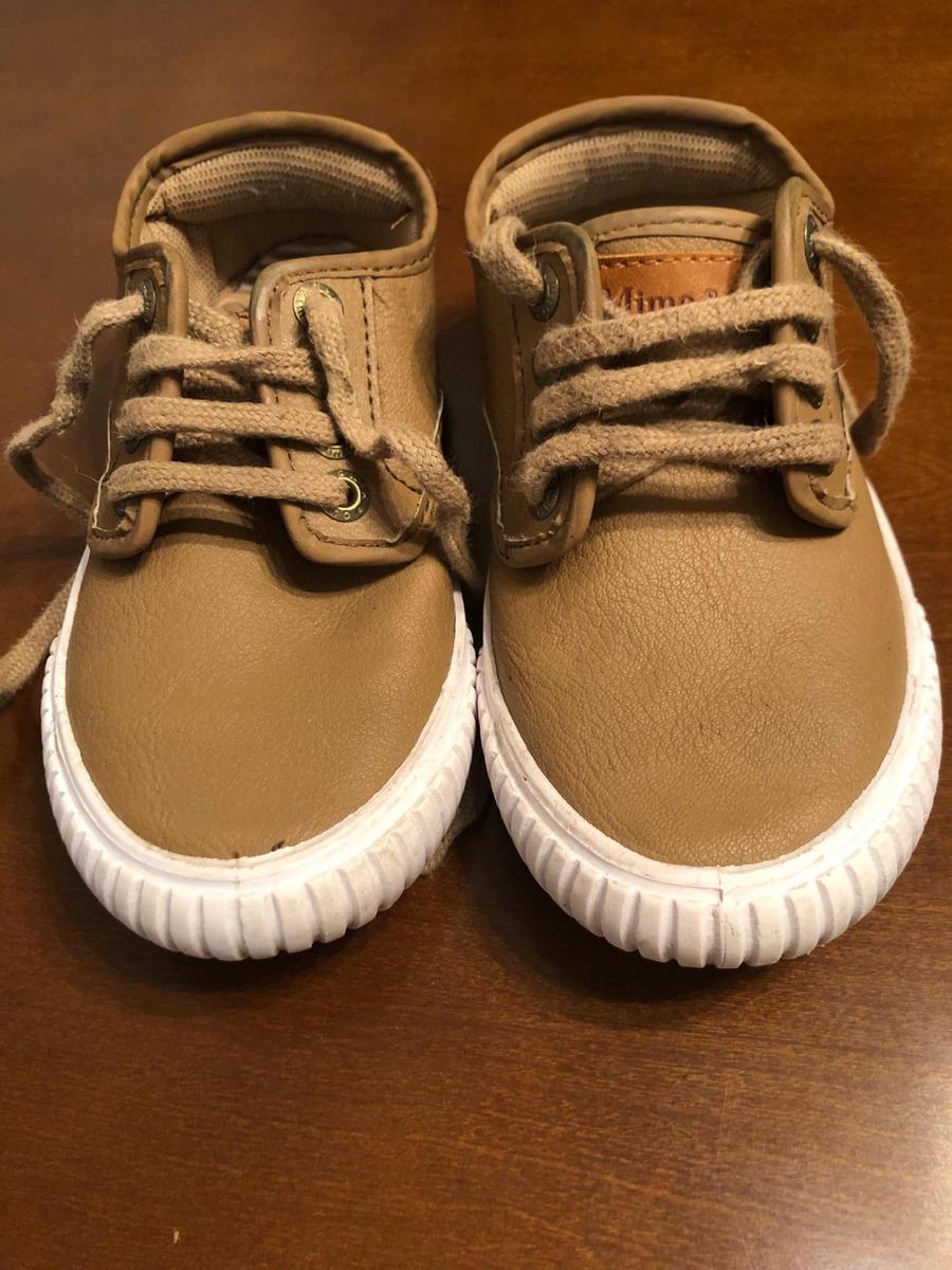 62273dd2 Zapatos Náuticos Sport Niño Mimo - $ 350,00 en Mercado Libre
