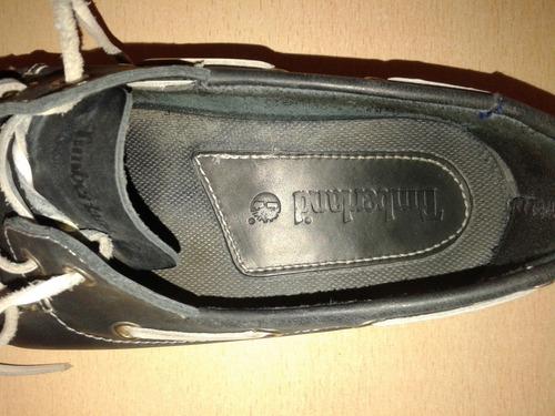 zapatos nauticos timberland