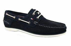 Marino Talle Hombre 43 Hilfiger Zapatos Azul Tommy Náuticos hQBtrdsCx