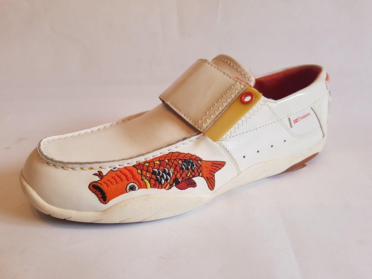 reunirse 4850d f3381 Zapatos Nauticos Tretorn Blancos 42.5 De Usa