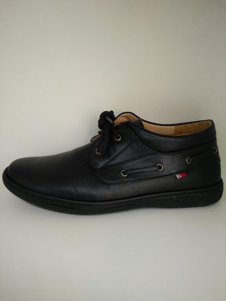 3ec855fe15c Zapatos Negros Casuales Nuevos Envio Gratis -   499.00 en Mercado Libre
