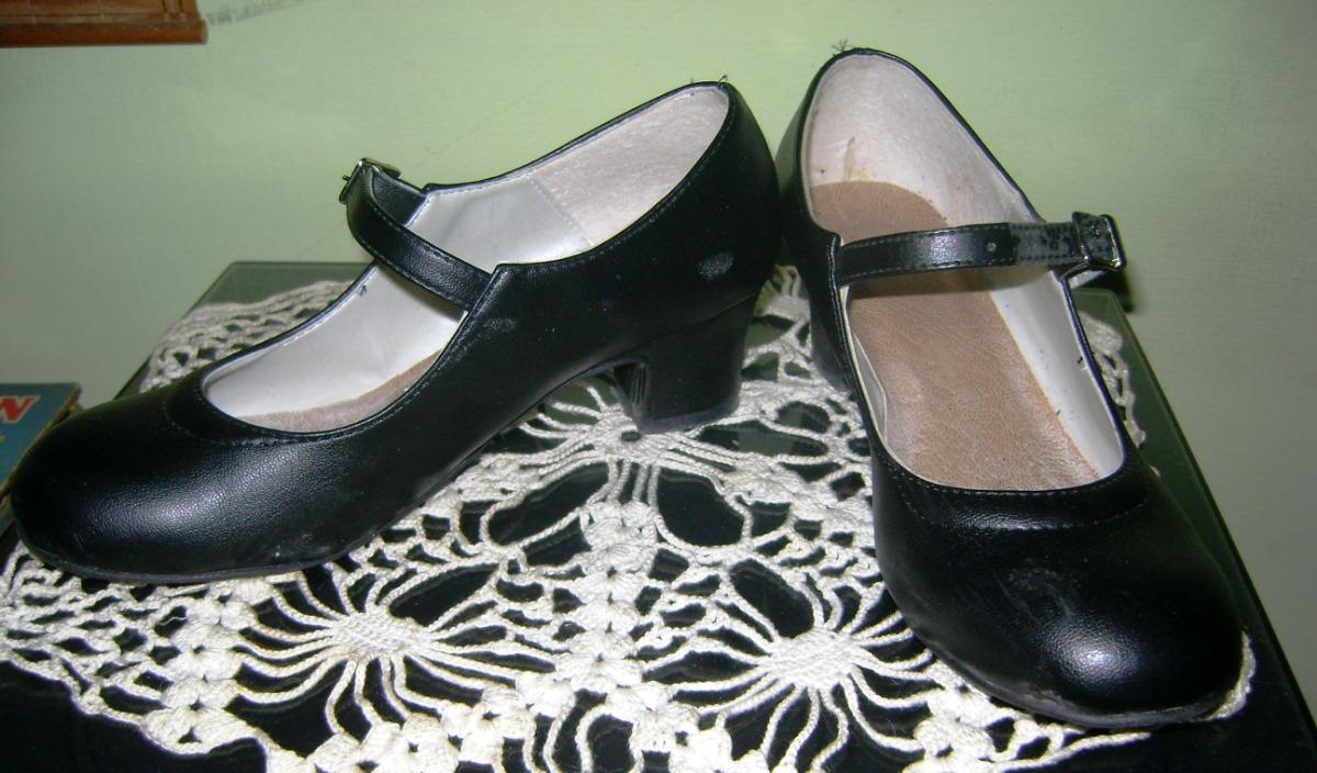De 000 00 8 Libre Bs Dama Negros en Zapatos 34 Talla Mercado 50ZZ8