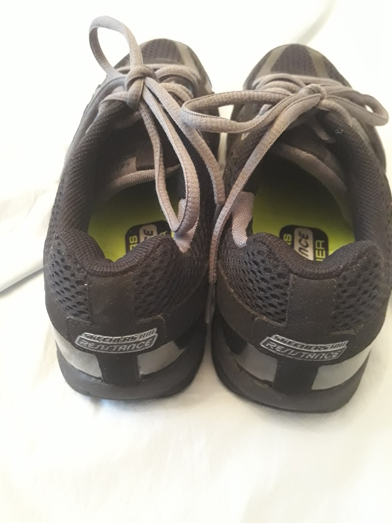 En 00 Negros Bs 15 Skechers 37 Nuevos Marca Talla 000 Zapatos a6vPq
