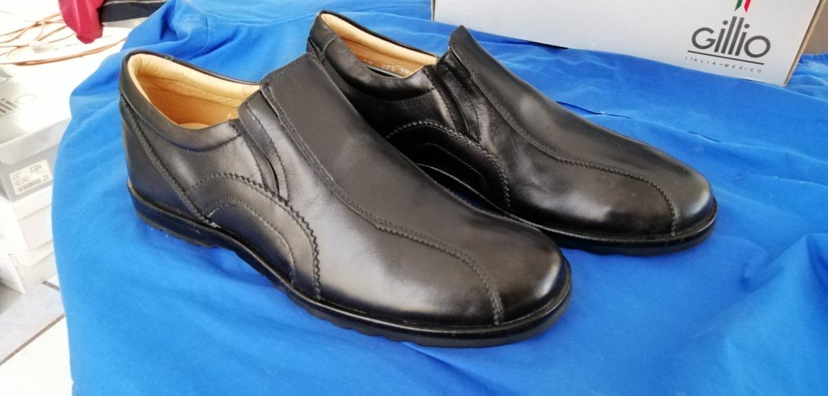 ccc4c625b79 zapatos negros piel genuina casual vestir talla 27.5 28 28.5. Cargando zoom.