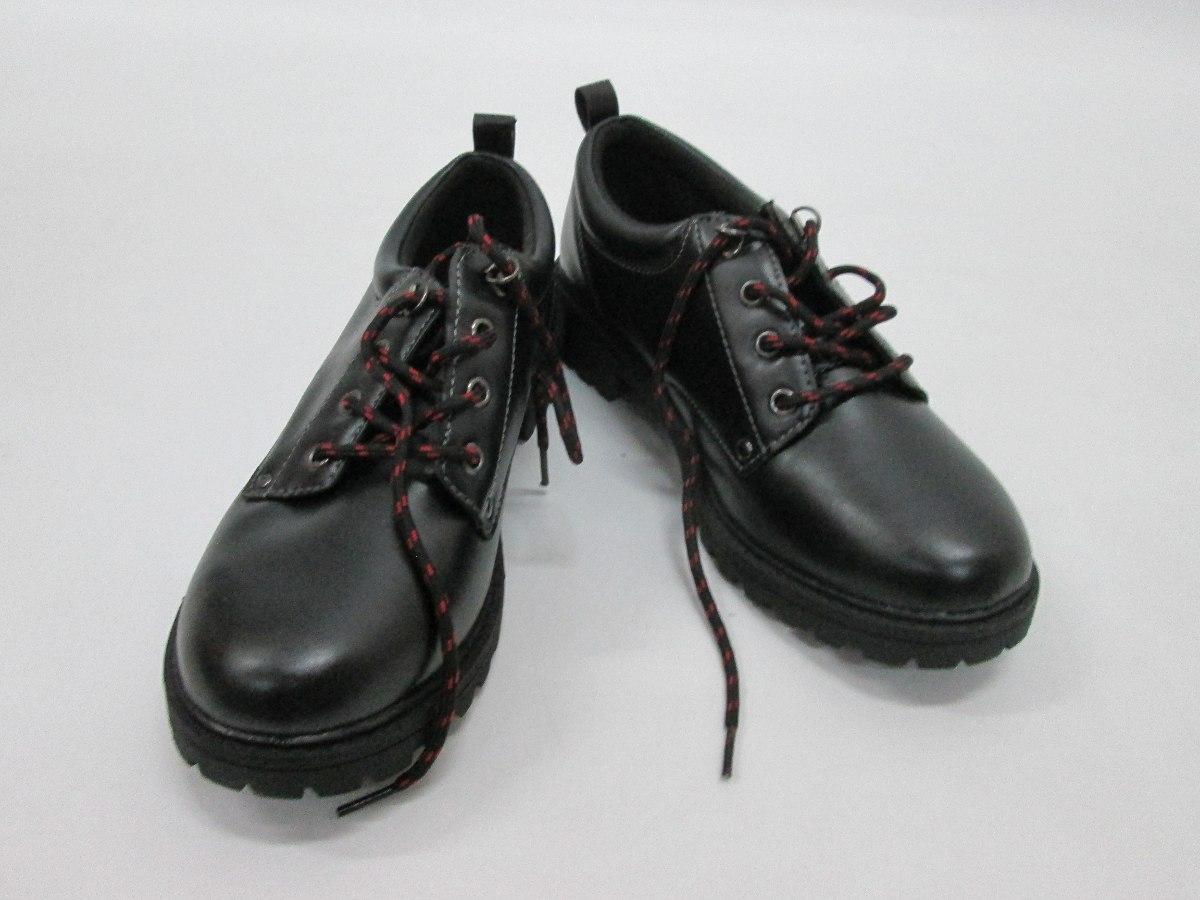 Zapatos negros unisex d2GalDjeQq