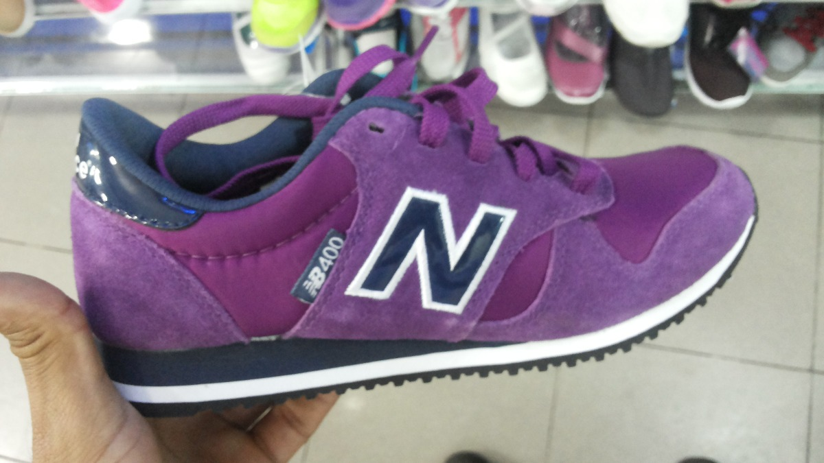 zapatos new balance de dama