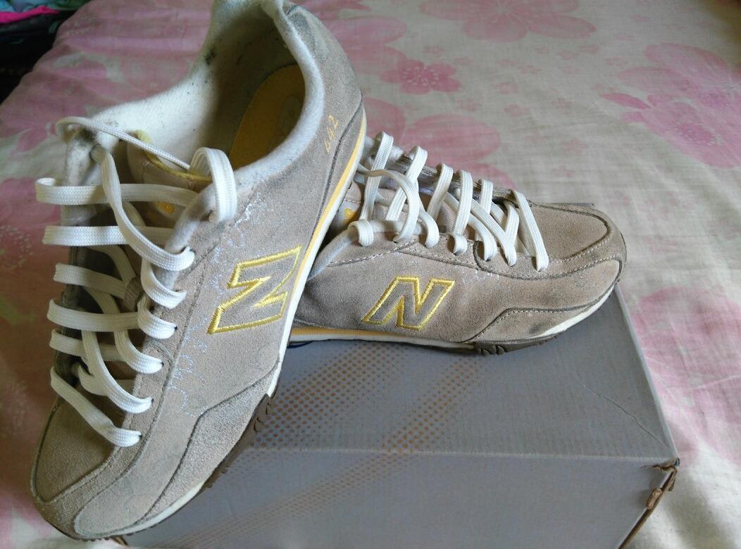 46583812f3b zapatos new balance cw442 dama o niña talla 36. Cargando zoom.