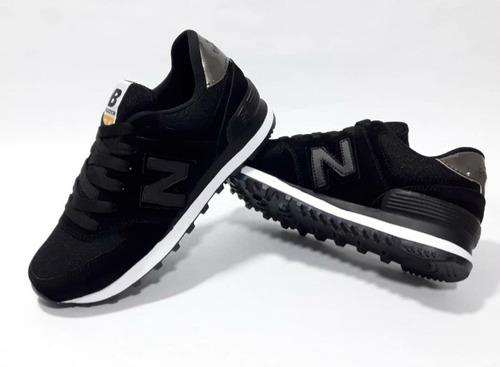 zapatos new balance de dama y caballero