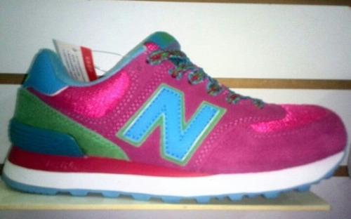 zapatos new balance de niñas talla 35--39
